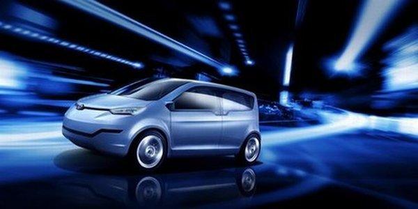 Salon de Shanghai 2009 : le Concept électrique Brilliance EV