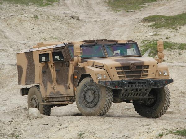 Le garage des monstres : Renault Sherpa ou le Hummer à la française