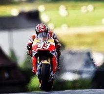 Moto GP - Grand Prix d'Allemagne: Marquez mène un train d'enfer