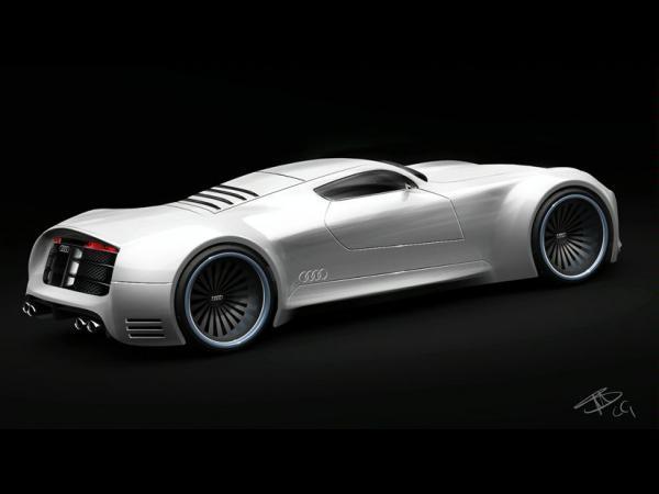 Rumeur : une Audi R10 de 600 ch dans les tuyaux ?