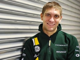 F1 - Petrov remplace Trulli chez Caterham!