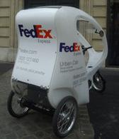 Des livraisons écologiques à Paris grâce à des véhicules électriques