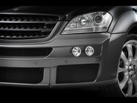 Mercedes Classe ML 63 Widestar by Brabus