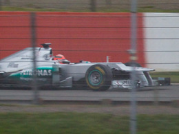 F1 - La nouvelle Mercedes W03 surprise!