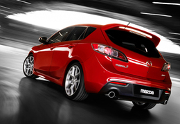 Guide des stands : Mazda - Hall 5 [5150]