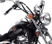 Kymco Zing II 125cc : Un bon custom pour débuter