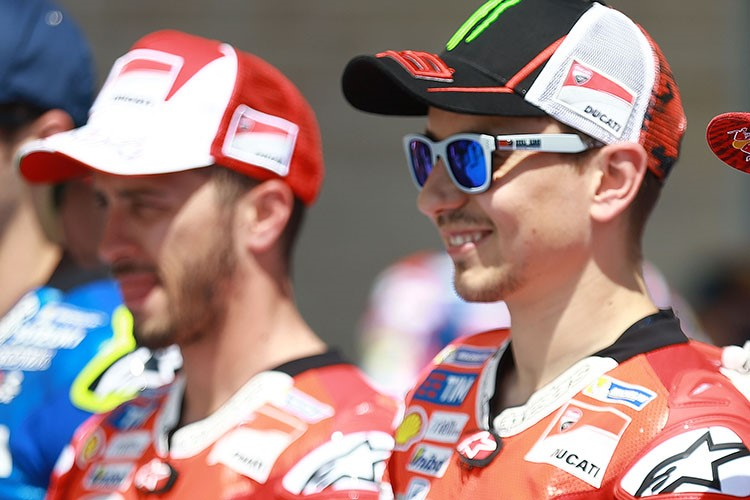 Victoire de Marc Marquez, Andrea Dovizioso 13e — Grand Prix d'Australie
