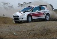 La Fiat Grande Punto Super 2000 prête pour le Safari