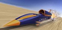6500 Kg, 135 000 chevaux, 1700 Km/h, le Bloodhound SSC est en construction...