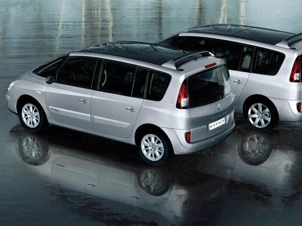 Futures Alpine, Renault Clio et Renault Espace: les dernières infos