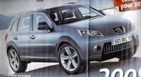 Future Peugeot 3008 : crossover compact pour 2010 ?