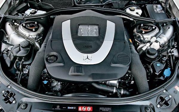 Turbo pour toutes les Mercedes dès 2010