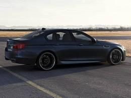 BMW M5 F10 G-Power stage 1 : 640 chevaux