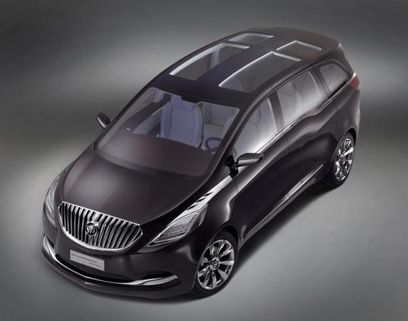 Salon de Shanghaï 2009 : le Concept Buick Business Hybrid