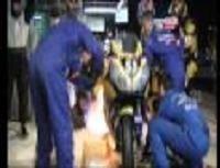 24 H du Mans - Video: Chaud devant !