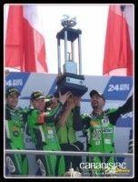 24 H du Mans en direct - D4 : réactions : Kawasaki, vainqueur de la 33e édition