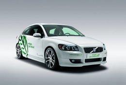 La Volvo C30 1.8 Multi-Fuel présentée en première mondiale