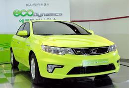 Une Kia hybride au GPL : la Forte LPI Hybrid commercialisée cet été