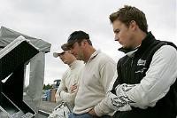 Mansell de retour en course avec son fils?