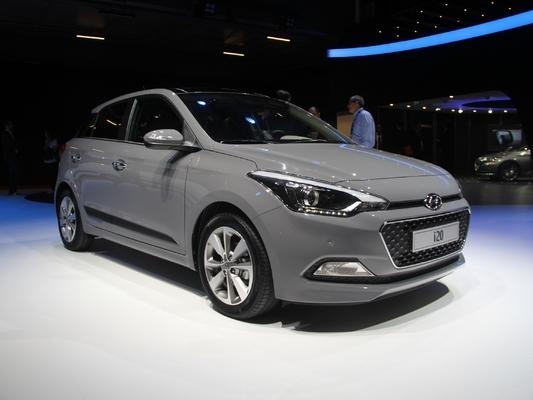 Hyundai i20 : à partir de 12 500 €