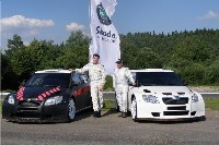 Skoda Fabia S2000: nouvelles photos avant ses débuts en course!