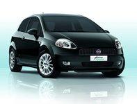 Nouveauté mondiale : la Fiat Grande Punto 1.4 Natural Power