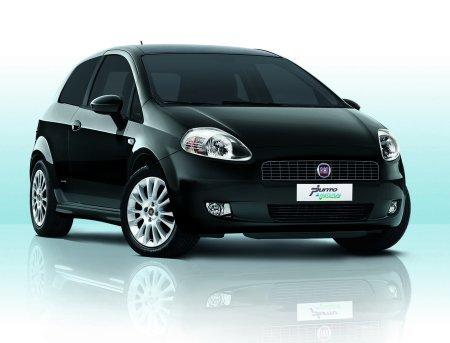 2009 Fiat Grande Punto Natural Power. La nouvelle Fiat Grande Punto