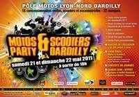 Motos et Scooters Party : les 21 et 22 mai à Lyon