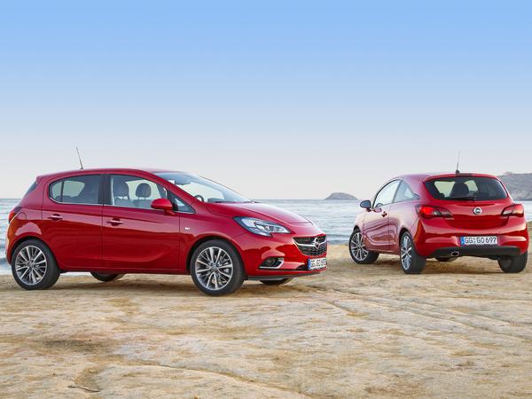 Nouvelle Opel Corsa: déjà 30000 commandes