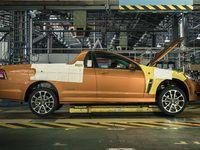 Fin de la production automobile en Australie avec la fermeture de l'usine Holden