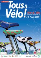 Fête du vélo 2009 : mettez-vous en selle !