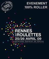 """Bientôt """"Rennes sur Roulettes"""" : la fête du roller"""