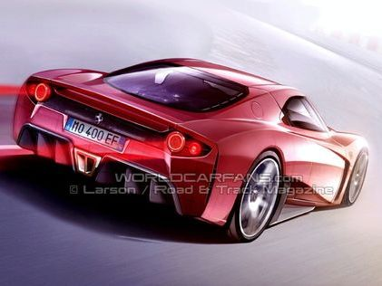 920 chevaux pour la Ferrari F70 ?
