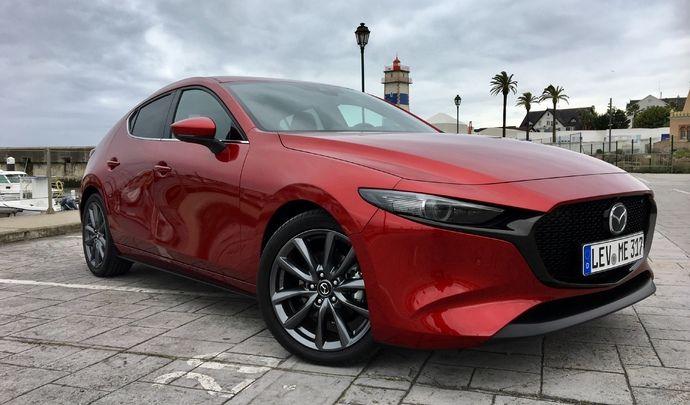 Essai - Mazda 3 2019 : l'éloge de la simplicité