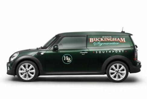 Mini Clubvan Concept: C'est lui !