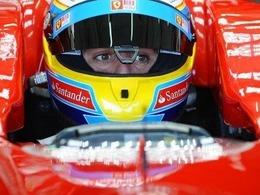 Alonso a confiance en la F150