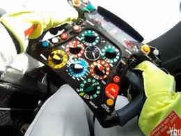 Vidéo: Un petit tour en Mercedes W03 ?