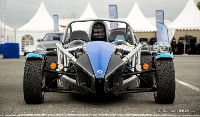 Photos du jour : Ariel Atom (Sport et Collection)