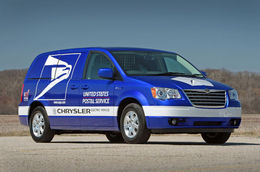 Des minivans électriques signés Chrysler