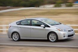 Toyota annonce les prix de la Prius III lancée aux Etats-Unis