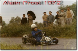Question du jour n°59 : comment Alain Prost débuta dans le sport automobile ?