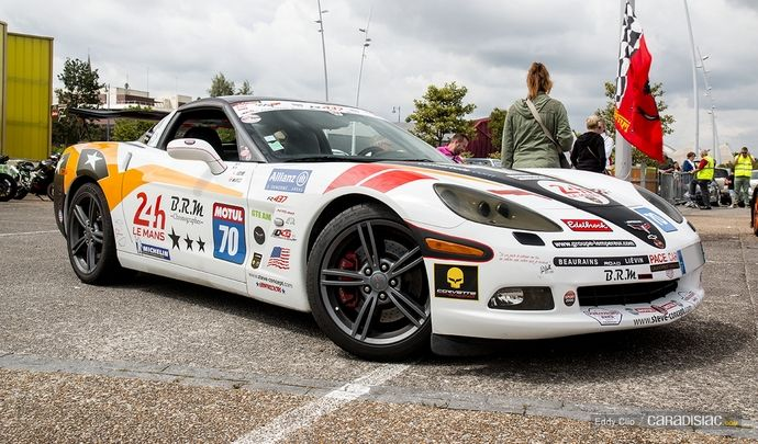 Photos du jour : Chevrolet Corvette C6 R437 (Sogno Di Cavallino)