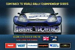 Arrivées en cascade pour le WRC 2010 : Pons, Tuohino, Atkinson, Block et peut-être Raïkkonen et Grönholm !