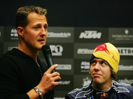 """Michaël Schumacher : """"Mercedes ne peut pas faire autrement que recruter Sebastian Vettel"""""""
