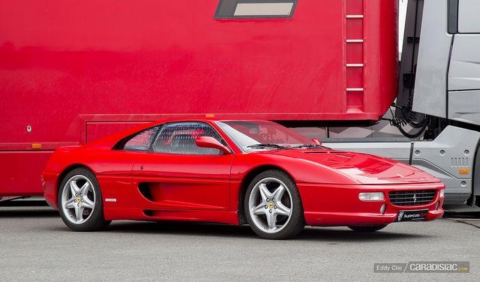 Photos du jour : Ferrari 355 Berlinetta (Sport et Collection)