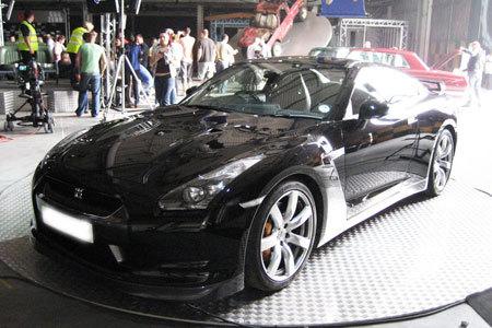 Top Gear preview : la Nissan GT-R a-t-elle vraiment explosé le chrono ?