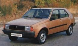 Question du jour n°60 : pourquoi la Renault 14 fut-elle un fiasco ?