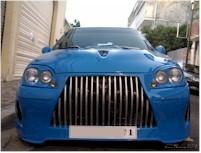 La saucisse du vendredi : Saxo Veyron replica