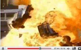 [vidéo] 500 crashs en 10 mn et pas un mort