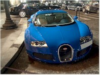Photo du jour : Bugatti Veyron